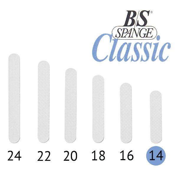 B/S Пластины стандарт (размеры 14-24), 10 шт