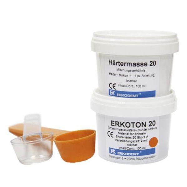 ERKOTON 20, А-силикон, 2 по 100 мл