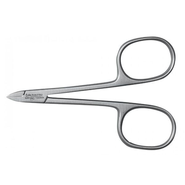 Щипцы Глазки для ногтей и кожи, 90, прямые