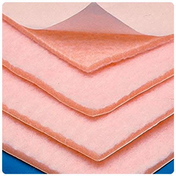 Fleecy foam