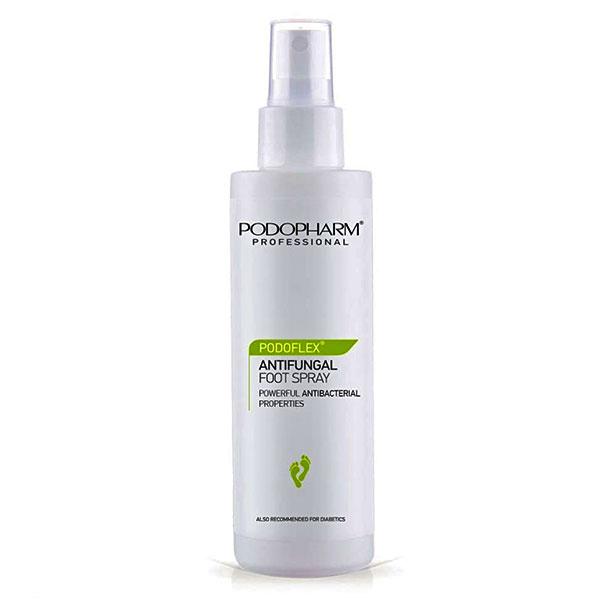 PODOFLEX® Спрей для смягчения кожи перед проведением медицинского педикюра